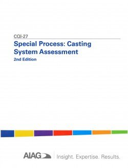 CQI-27 Casting System Assessment | TopQM-Systems global CQI