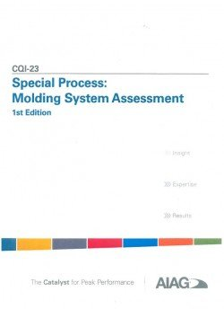 CQI-23 Molding System Assessment | TopQM-Systems global CQI